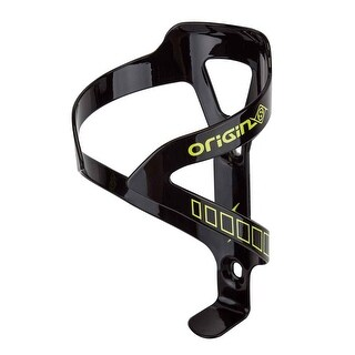 Origin8 Bottle Cage Alloy Klutch Ctr Bk/Yl - WAT-969