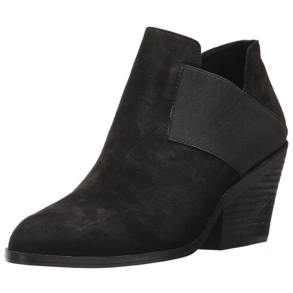 Eileen Fisher Womens Even Leather Closed Toe Ankle Fashion Boots - 10