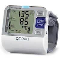 Omron Healthcare Bp652 7 Series Wrist Blood Pressure Monitor - White