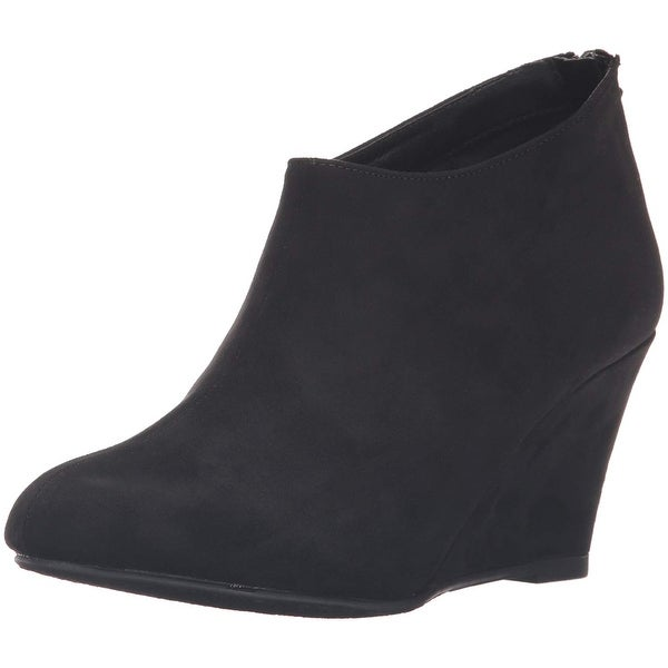 47d8ef584dcb Shop CL by Chinese Laundry Women s Via Wedge Bootie - 8.5 - Free ...