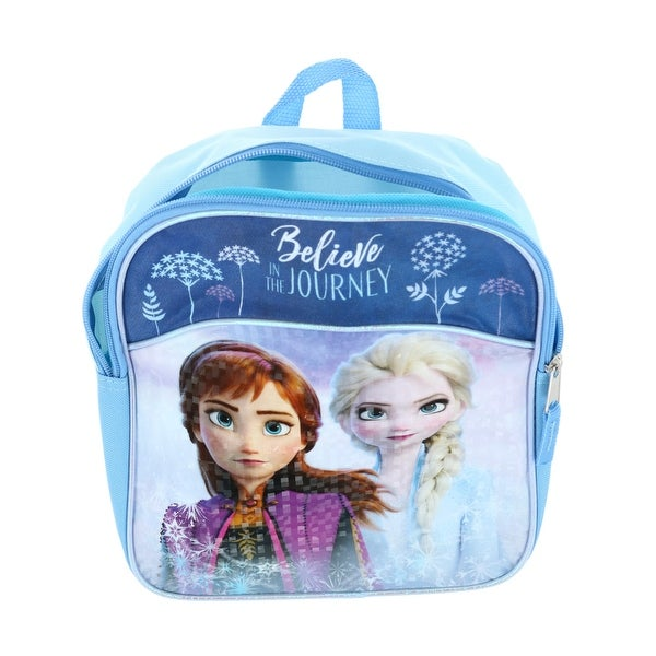 "Frozen /""Believe in the Journey/"" 15/"" Girls Backpack"