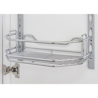 Hardware Resources DMT6-R 6 Inch Deep Spice Rack Tray for Hardware Resources Doo