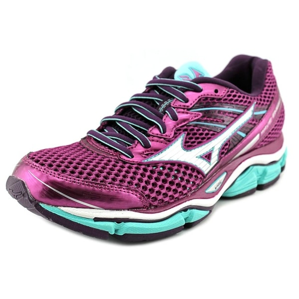 shop mizuno wave enigma 5 women round toe synthetic purple sneakers free shipping today. Black Bedroom Furniture Sets. Home Design Ideas
