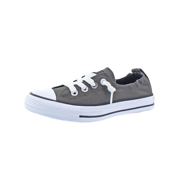 300bbc0aae8c50 Converse Womens Chuck Taylor Shoreline Slip Fashion Sneakers Low-Top Cap  Toe - 5 medium