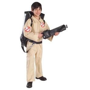 Ghostbuster Halloween Costume Child