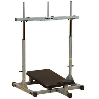 Body-Solid Powerline Vertical Leg Press - Metal