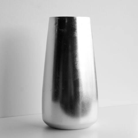 """GILT 12"""" Gilded Zen Vase"""