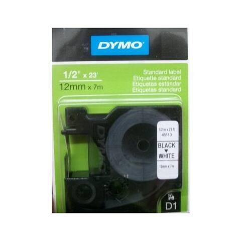 Dymo 45113 dymo 1000 black on white