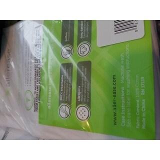 Aller-Ease Cotton Pillow Protector (Set of 2)