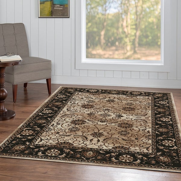 Linon Vintage Collection Illusion Rug. Opens flyout.