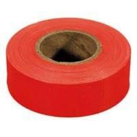 Irwin 65901 Strait-Line Red Flag Tape, 300'