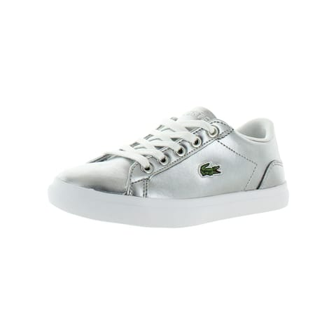 Lacoste Girls Lerond 119 4 Casual Shoes Little Kid Faux Leather