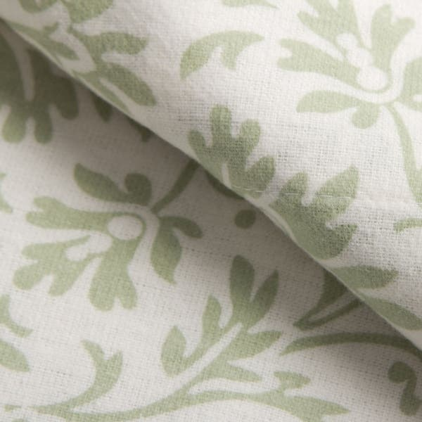 Laura Ashley Cotton Flannel Deep Pocket Bed Sheet Sets On Sale Overstock 4458640
