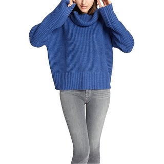 Link to Sanctuary Clothing Womens Roll Neck Pullover Sweater Similar Items in Women's Sweaters