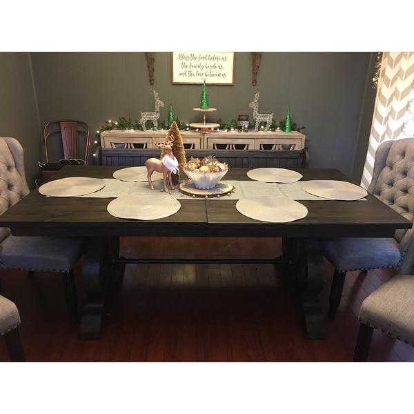 Magnussen Bellamy Wood Rectangular Dining Table Free Shipping