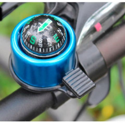 Bicycle Horn Bell With Built In Compass