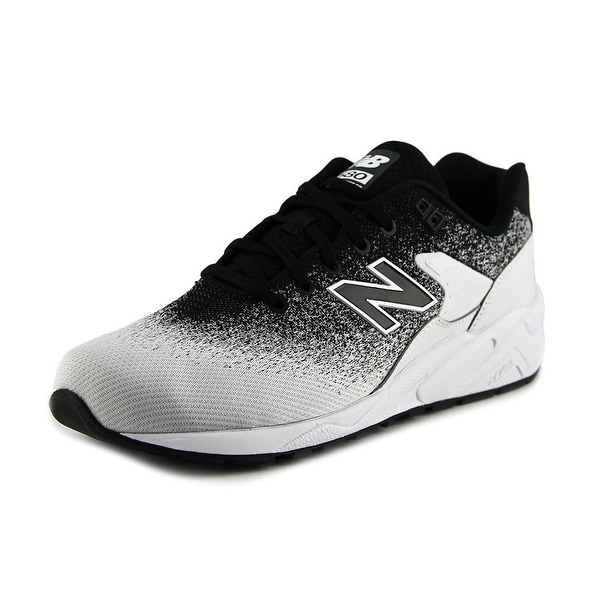 New Balance MRT580 Men Round Toe Canvas Black Running Shoe