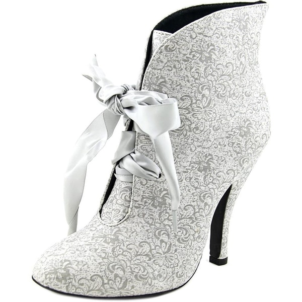 Dolce by Mojo Moxy Poppy Round Toe Synthetic Bootie