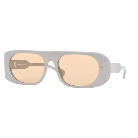 Burberry BE4322 388073 57 Grey Woman Square Sunglasses