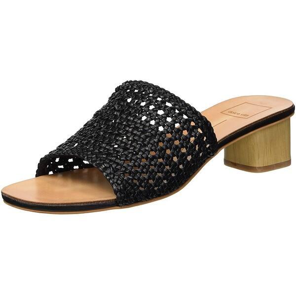 Dolce Vita Womens King Slide Sandal