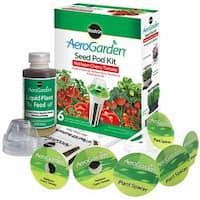 Miracle-Gro 806501-0208 AeroGarden Red Heirloom Cherry Tomato Seed Pod Kit