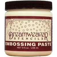Dreamweaver Embossing Paste 8Oz-