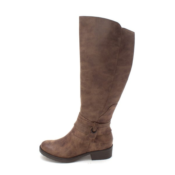 Bare Traps Womens oudrey Round Toe Knee High Fashion Boots