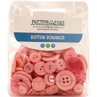 Buttons Galore BB-9 Button Bonanza - Pink