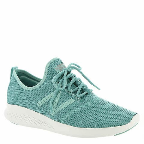 2a6b5190be48 New Balance Womens Coast V4 Wcstlrs4 Low Top Lace Up Running Sneaker