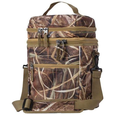 Extreme Pak JX Swamper Camo Cooler Bag w/Zip out Liner