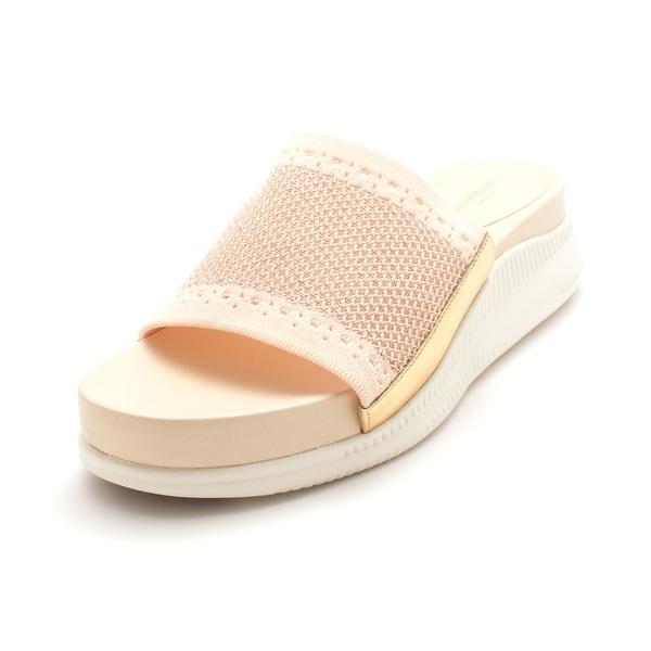 22480666e Shop Cole Haan Womens 2 Zerogrand St Open Toe Casual Slide Sandals ...
