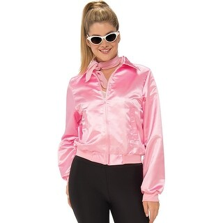 Grease Pink Women's Costume Jacket