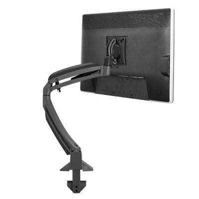 Chief Mfg. K1d120b Kontour K1d Dynamic Desk Clamp Mount, 1 Monitor