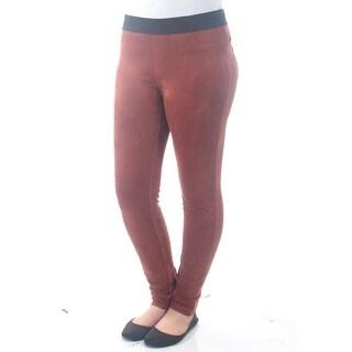 Womens Brown Leggings Size 8