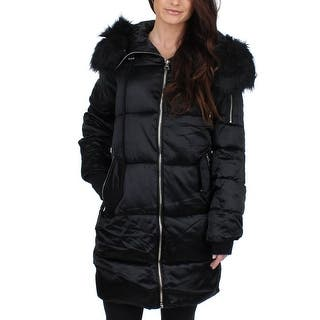54716bffe7efe Buy Black Coats Online at Overstock