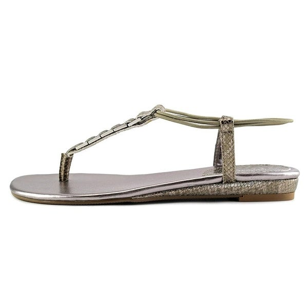 Style & Co. Womens Edithe Split Toe Casual T-Strap Sandals