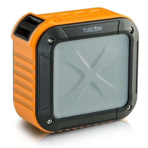 Turcom AcoustoShock Mini Wireless Portable Speaker