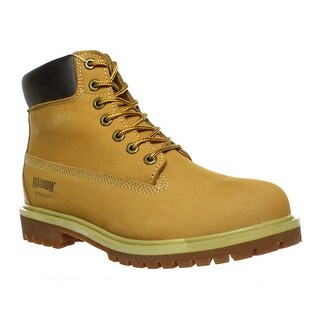 Magnum Mens Foreman Wheat Work & Safety Boots Size 9