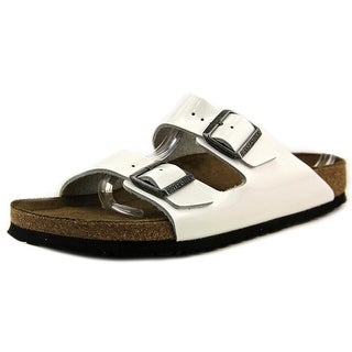Birkenstock Arizona N/S Open Toe Leather Slides Sandal