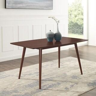 Link to Carson Carrington Skara 60-inch Mid-Century Dining Table Similar Items in Dining Room & Bar Furniture