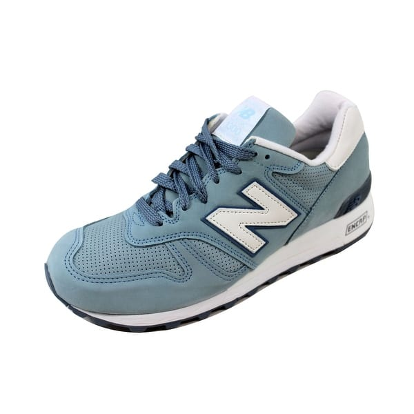 watch 3d26b 9d2d8 Shop New Balance Men's 1300 Chambray Blue/White Made In USA ...
