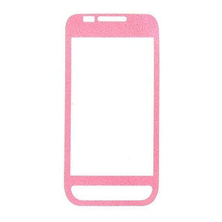 OEM Verizon Samsung Fascinate SCH-I500 Glitter Screen Protector (Pink) (Bulk Pac