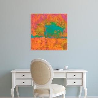 Easy Art Prints Elena Ray's 'Hifi Abstract II' Premium Canvas Art