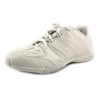 Nfinity Game Day Women Round Toe Synthetic White Sneakers