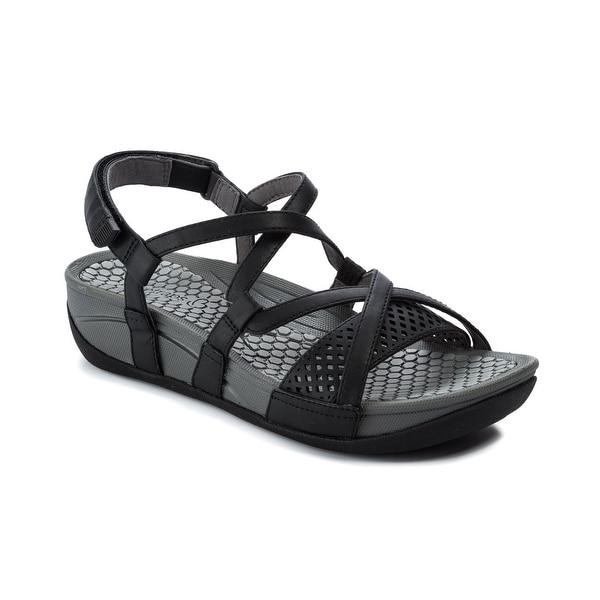 Baretraps Dusk Women's Sandals & Flip Flops Black