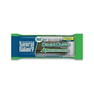 Natural Balance Dental Chews Fresh & Clean Formula Small TRIAL