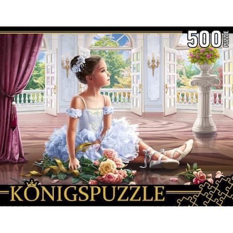 Little Ballerina 500 pcs. Jigsaw Puzzle for Adults & Kids