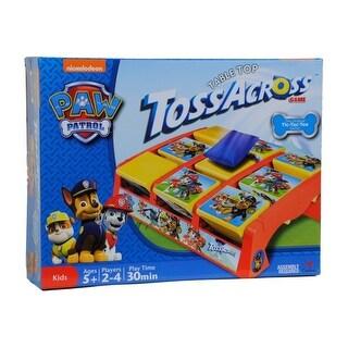 Nickelodeon Paw Patrol Tabletop Toss Across - Tic-Tac-Toe Game