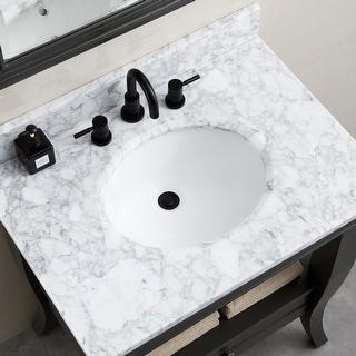 Link to Avanity Positano 8-inch Widespread Bath Faucet Similar Items in Faucets
