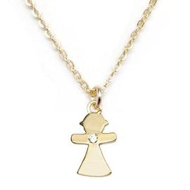 Julieta Jewelry Girl Charm Necklace
